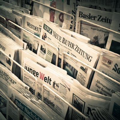 photo illustration journaux